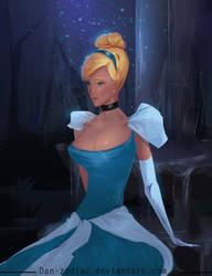 Cinderella by Dan-zodiac