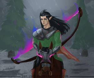 Elf by Dan-zodiac