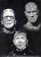 Haunted Halloween by DarkGuardiann