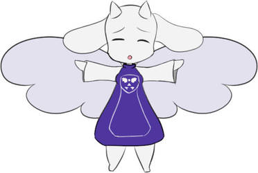 Toriel scrapped by Cold-Mittens