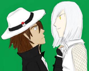 Random Mic vs Fred by Aisuryuu