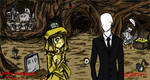 Collab - Azu Halloween by Aisuryuu