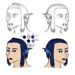 AoH - Draco Vesylia - S7 session II by Aisuryuu