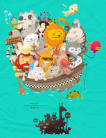 Noah Express by mathiole