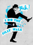 Silly walk by mathiole