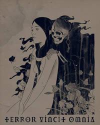 Terror Vincit Omina by mathiole