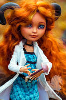 OOAK Ever After High Briar Beauty - Ginger by Skiurid