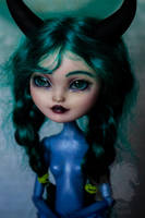 OOAK Ever After High Apple White - Voodoo Girl by Skiurid