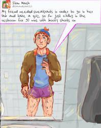 booty shorts by jana-Z95