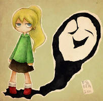 Yume Nikki by FQmoon