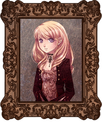 Old portrait by ChiNoMiko