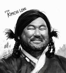 Kimchi love by daveisblue