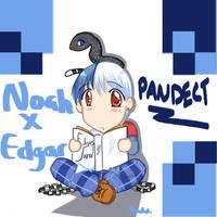 Edgar and Noah by Ash-Mos