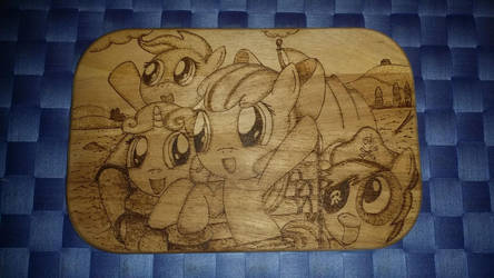 CMC Water rafting with pipsqueak by XTorbenX