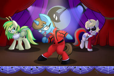 Commission: Nightmare Night by vcm1824