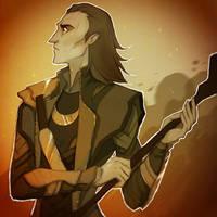 Avengers : Loki by Nina-Serena
