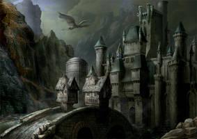 Dragon pass by YuriPlatov