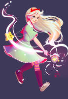 Star vs the forces of evil by Rachel12art