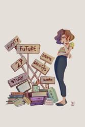 Life by Rachel12art