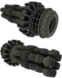 radial engine by Adam-b-c