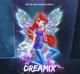 THE POWER OF DREAMIX ! by KeroCreations