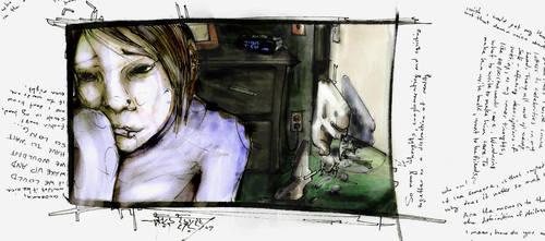 The Nightly Waking Dream by Darklit