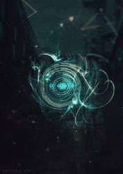 Blue Mandala by ShinobuFX