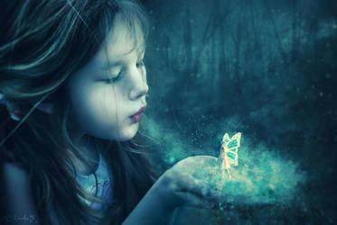 Night Fairy by ShinobuFX