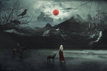 Red Moon by ShinobuFX