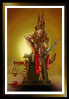 Anubis by Anubis1000