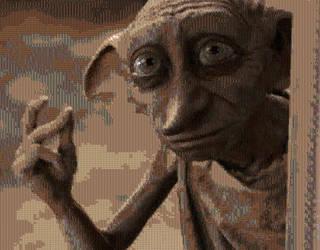 Dobby Screenshot Mosaic by smallrinilady