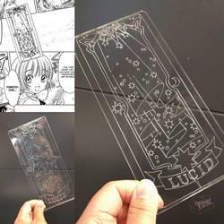 Lucid Clear Card - Card Captor Sakura by smallrinilady