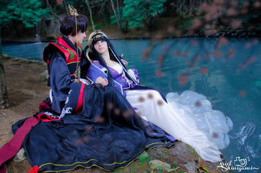 The Bride of the Water God by Darth-Kaoru