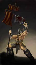 Barbarian by teriopi