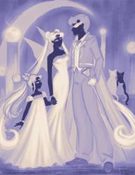 Royal family by teriopi
