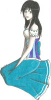 Xmas: Aileen by silentmoon913
