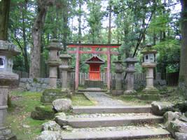 Japanese Temple Stock 2 by soulside-wanderer