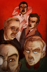 Murderers of Katyn by Chater