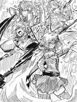 Ultimate Series: Team RNJR by RindouShinichi