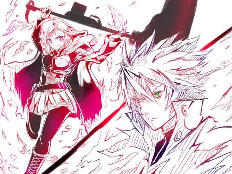 Cross Tag Battle!!! by RindouShinichi