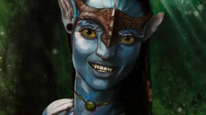Neytiri by deliablazquez