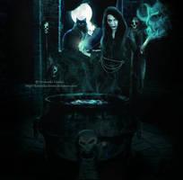 Witching Hour by DemonikaDemise