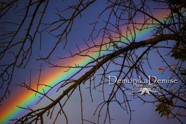 earths Aura by DemonikaDemise