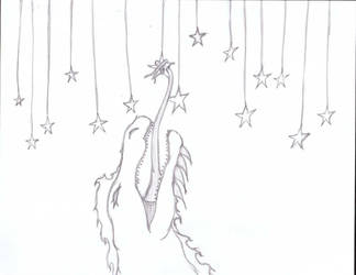 The Star-Eater by FeuerKnight