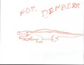 For Demberr by FeuerKnight