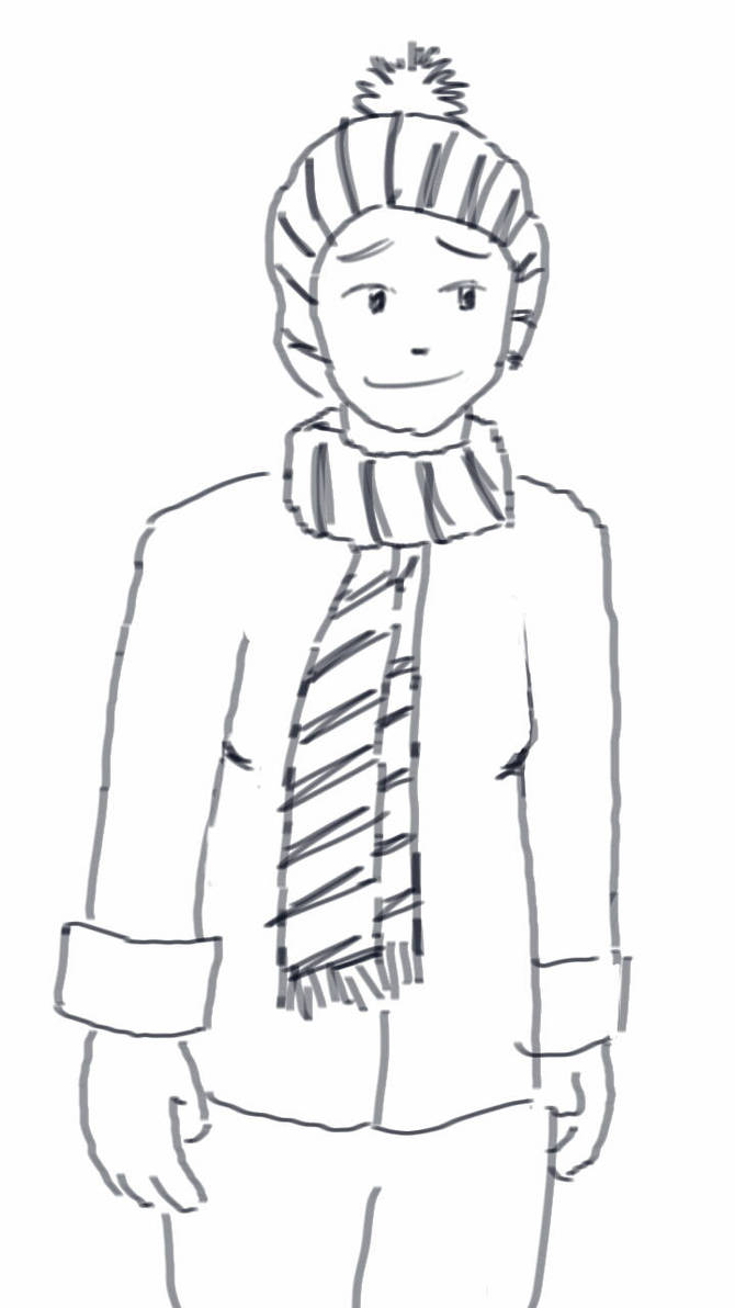 Josie Winter Coat by spazahedron