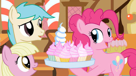 Here, have a Cupcake - Angelswift Chapter 2 by Deftwise-Zero