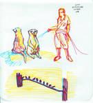 Goat Enclosure Hoser Joe by monking