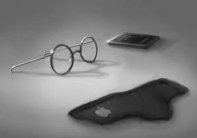 R.I.P Steve Jobs by cvelarde