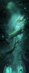 Enchanted Woods by cvelarde